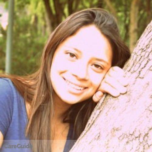 Canadian Nanny Provider Camila Donoso's Profile Picture