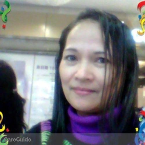 Canadian Nanny Provider Eresa Abendan's Profile Picture