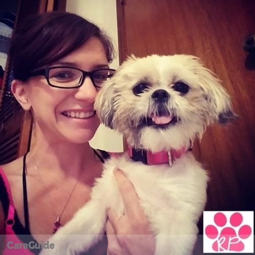 Pet Care Provider Amanda Mondella's Profile Picture