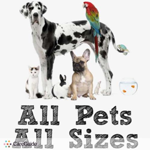 Pet Care Provider Cierra Ricci's Profile Picture