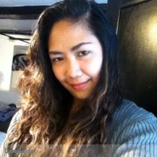Canadian Nanny Provider Jercille Romlin Galanza's Profile Picture