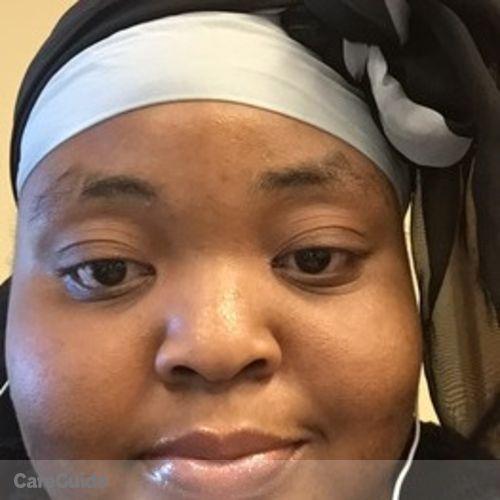 Housekeeper Provider Ngozi Onyemata's Profile Picture