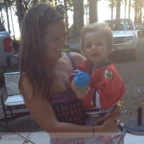 Canadian Nanny Provider Emma MacKenzie's Profile Picture