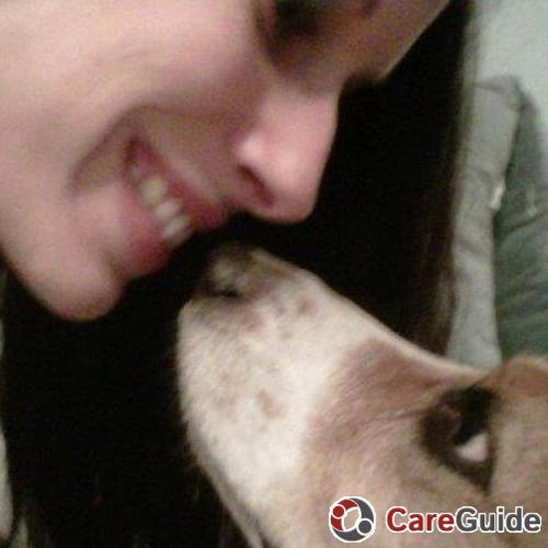 Pet Care Provider jess ackerman's Profile Picture
