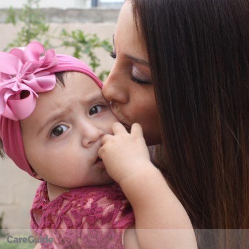 Canadian Nanny Provider Maria fernanda Gomez's Profile Picture