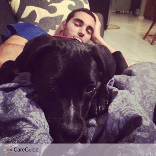 Pet Care Provider Mehran Khavarian's Profile Picture