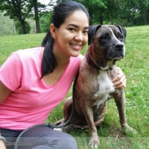 Pet Care Provider Angélica F's Profile Picture