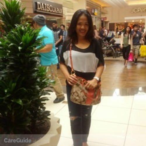 Canadian Nanny Provider Maria Crisanta's Profile Picture