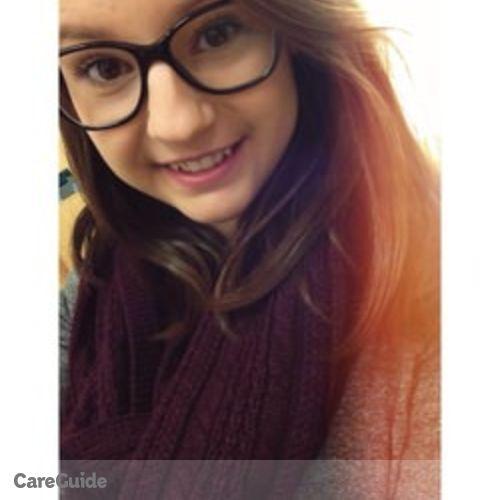 Canadian Nanny Provider Alyssa Schneider's Profile Picture