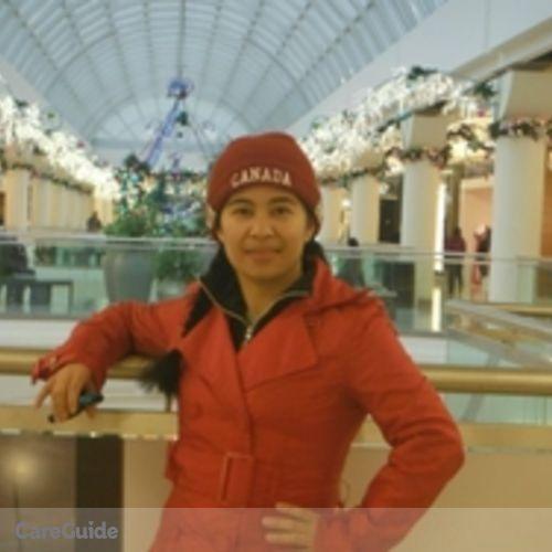 Canadian Nanny Provider Jovelyn Sato's Profile Picture