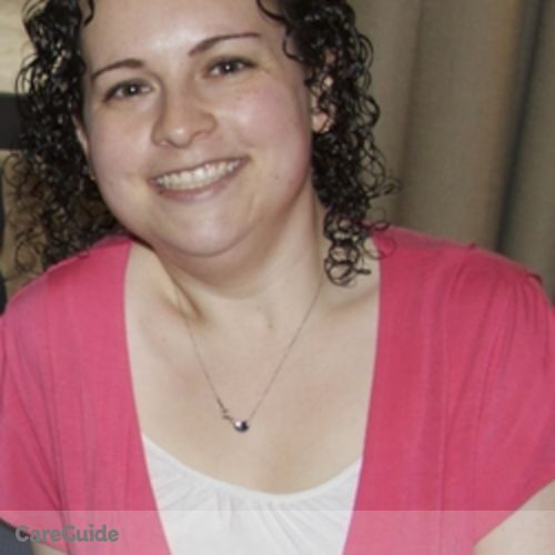 Canadian Nanny Provider Adina Feldman's Profile Picture