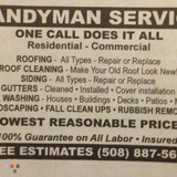Handyman in Worcester