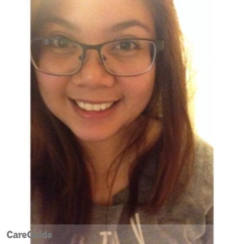 Canadian Nanny Provider Katrina Magbanua's Profile Picture