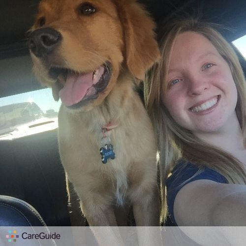 Pet Care Provider Kaylan Webster's Profile Picture