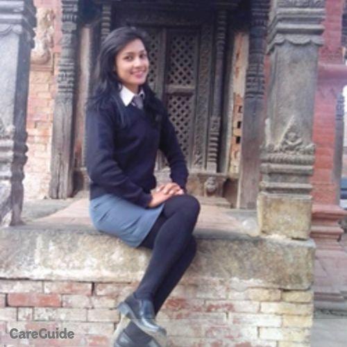 Canadian Nanny Provider Binita Thapa's Profile Picture