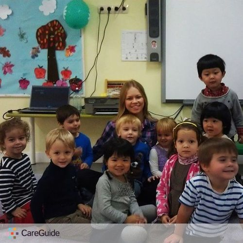 Child Care Provider Eva Murtazina's Profile Picture