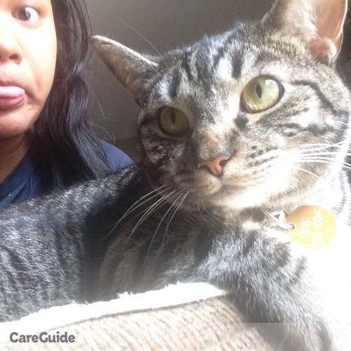 Pet Care Provider Ezra Santos's Profile Picture