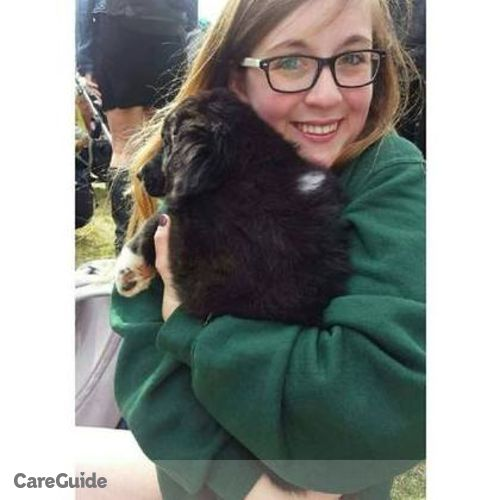 Canadian Nanny Provider Amanda Hepp's Profile Picture