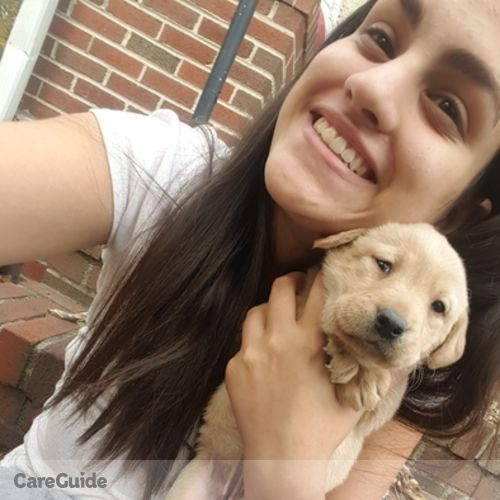 Pet Care Provider Gabriella Q's Profile Picture