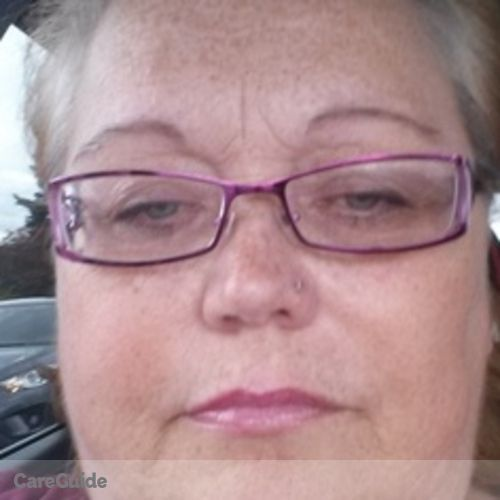 Canadian Nanny Provider Karen Gale's Profile Picture