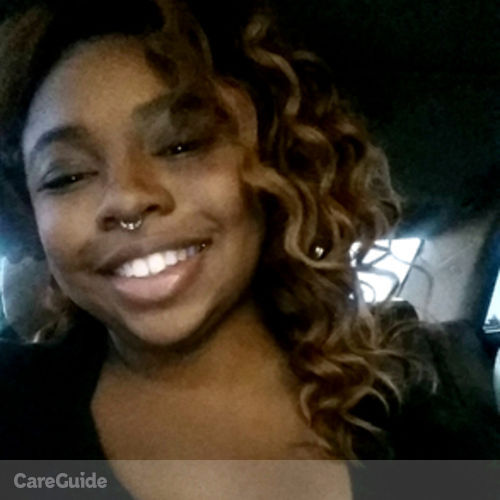 Housekeeper Provider Le'bria Carter's Profile Picture