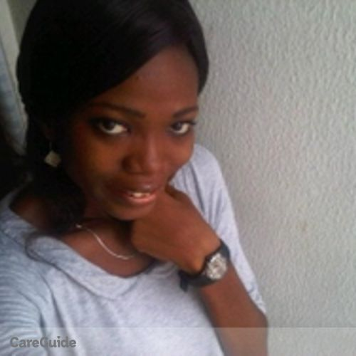 Canadian Nanny Provider Kemi A's Profile Picture