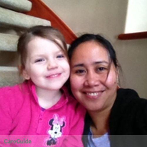 Canadian Nanny Provider Florecita Dameg's Profile Picture