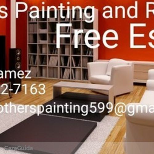 Painter Provider Jesus Gamez's Profile Picture
