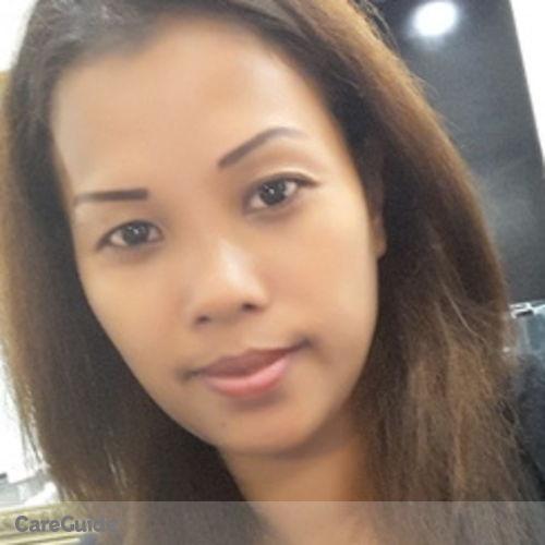Canadian Nanny Provider Maricel Ablazo's Profile Picture