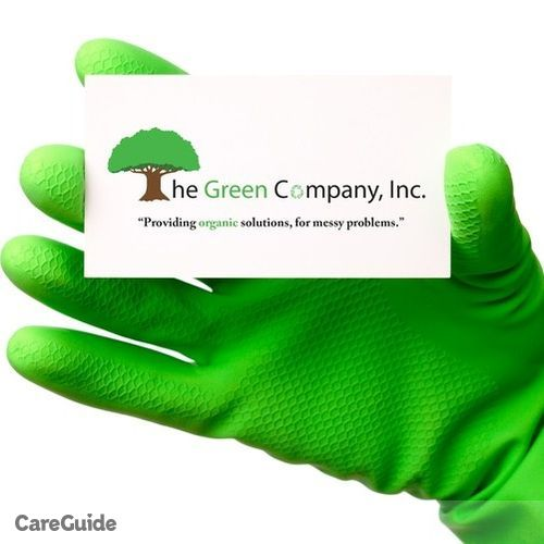 Housekeeper Provider The Green Company's Profile Picture