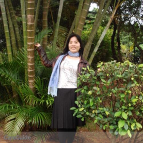 Canadian Nanny Provider Phuong Doan's Profile Picture