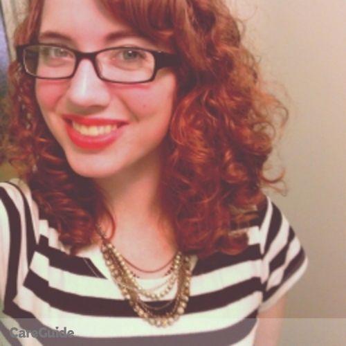 Canadian Nanny Provider Morgan C's Profile Picture