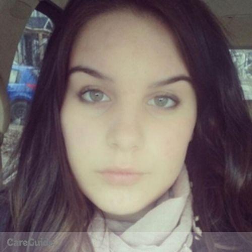 Canadian Nanny Provider Jessica D's Profile Picture