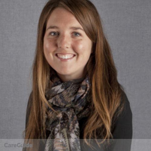 Canadian Nanny Provider Lara 's Profile Picture