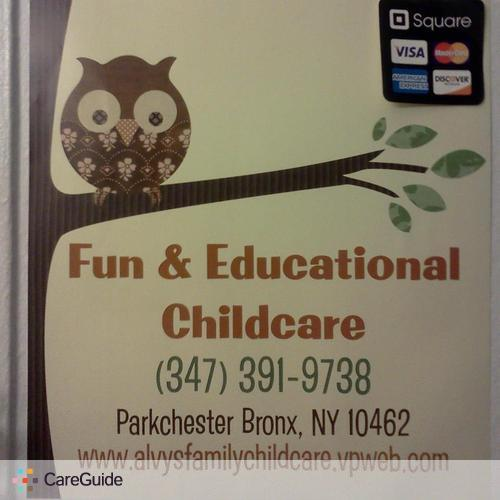 Child Care Provider Dialise Alvarez's Profile Picture