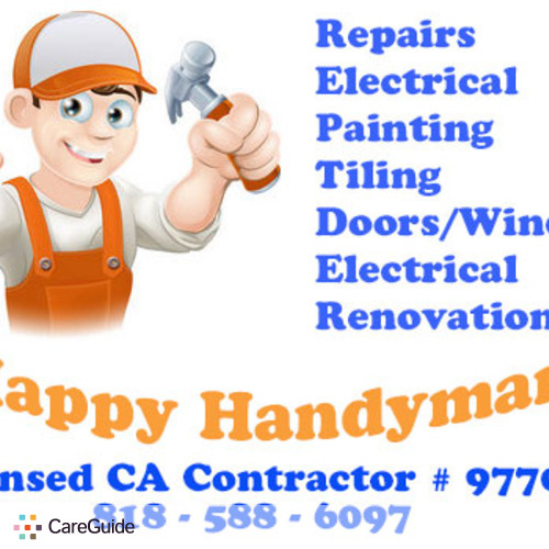 Handyman Provider John Francis's Profile Picture