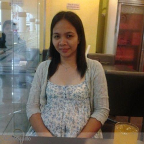 Canadian Nanny Provider Violeta 's Profile Picture