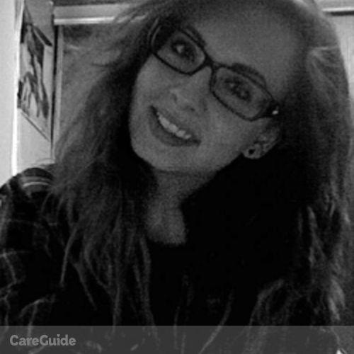 Canadian Nanny Provider Amber L's Profile Picture