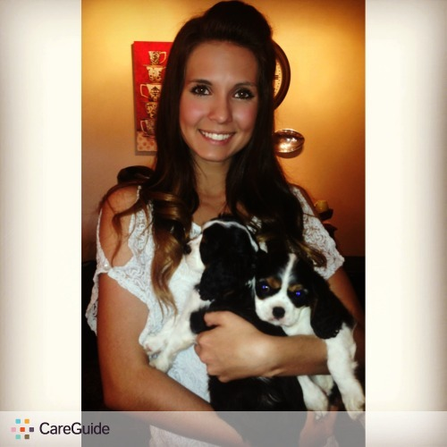 Pet Care Provider Ashley Pennington's Profile Picture