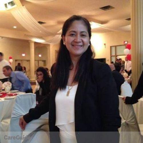 Canadian Nanny Provider Amelia Alava's Profile Picture
