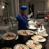 Cheese Artisan Mozzarella Chef -Impressive Delicious Food Stations of (Fresh Mozzarella-Burrata-Ricotta)