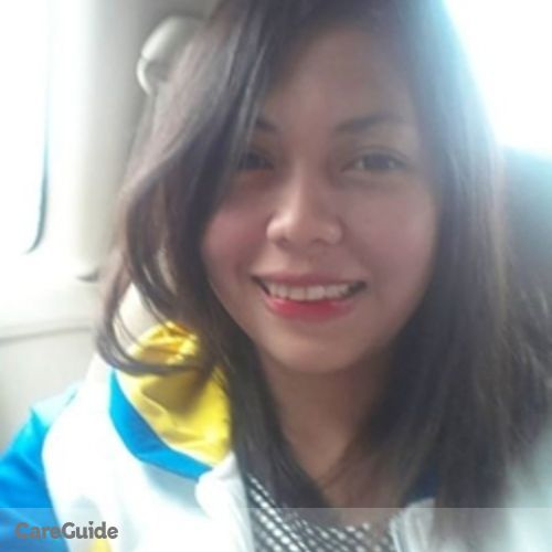 Canadian Nanny Provider Winbelle Joy D's Profile Picture