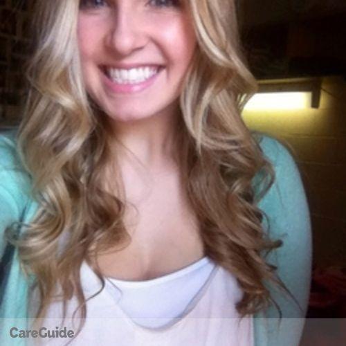 Canadian Nanny Provider Amber M's Profile Picture