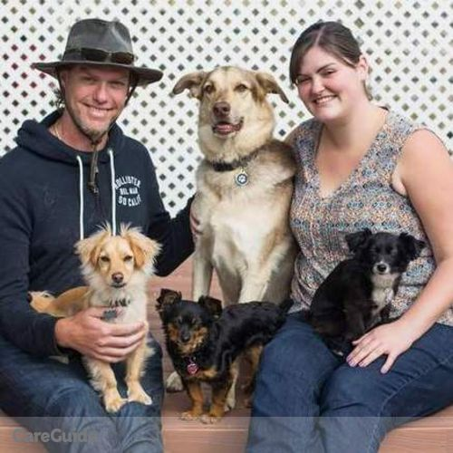 Pet Care Provider Alex and Erica Luttrell's Profile Picture