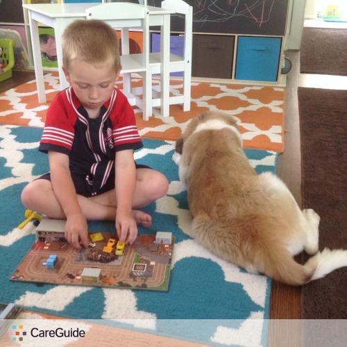 Child Care Provider Amber Peck's Profile Picture