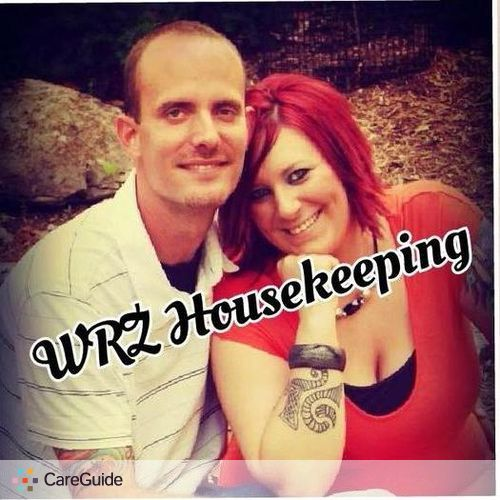 Housekeeper Provider Whitney Zimmerman's Profile Picture