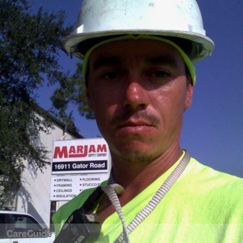 Handyman Provider Donovan Bergner's Profile Picture