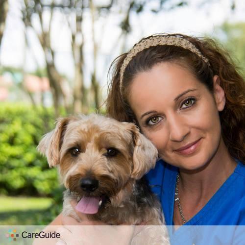 Pet Care Provider Janicka G's Profile Picture