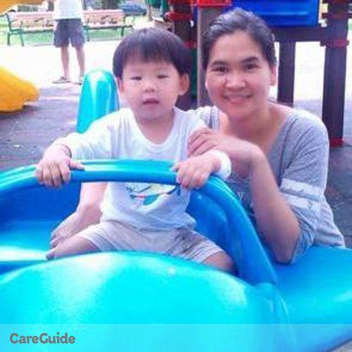 Canadian Nanny Provider Rhea Lanada's Profile Picture
