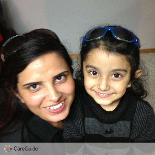 Child Care Provider Arunjeet K's Profile Picture